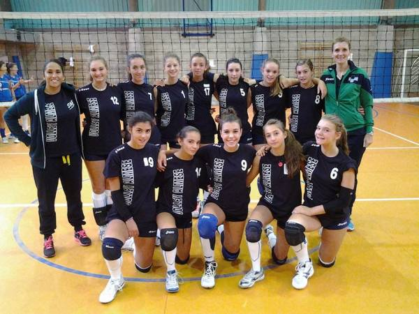 ISIL Almese -  Under 14 (Azzurra) TORNEO LODICO 2014 1° Classificata