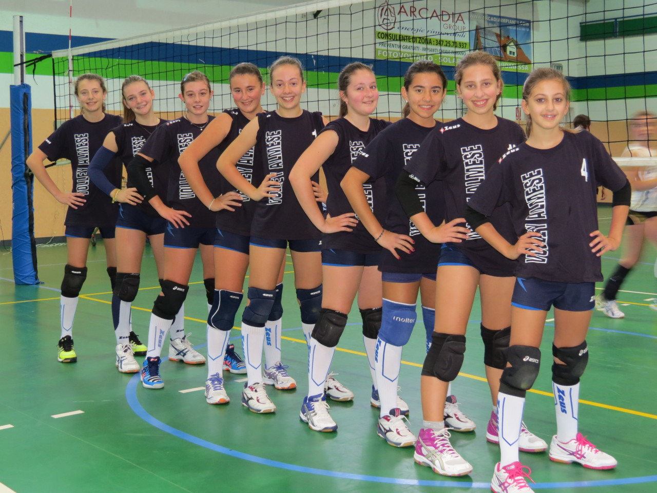 Under 13 ISIL
