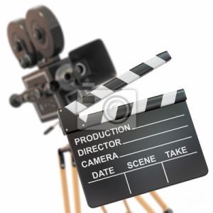 carta-da-parati-movie-composizione-macchina-fotografica-d39epoca-e-ciak-imma