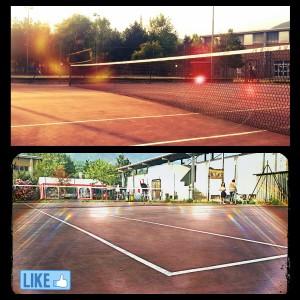 Campo da tennis - prenotazioni