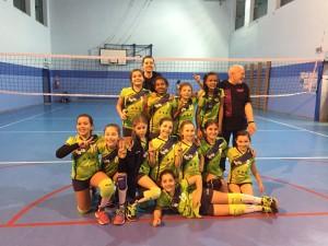 U12 Verde – 3° posto Torneo della Calza di Moncalieri.