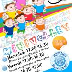 """Apertura iscrizioni Lezioni di MiniVolley Stagione 2017-2018 : Dai.. Inizia alla """"grande""""… Inizia con Noi!!!"""