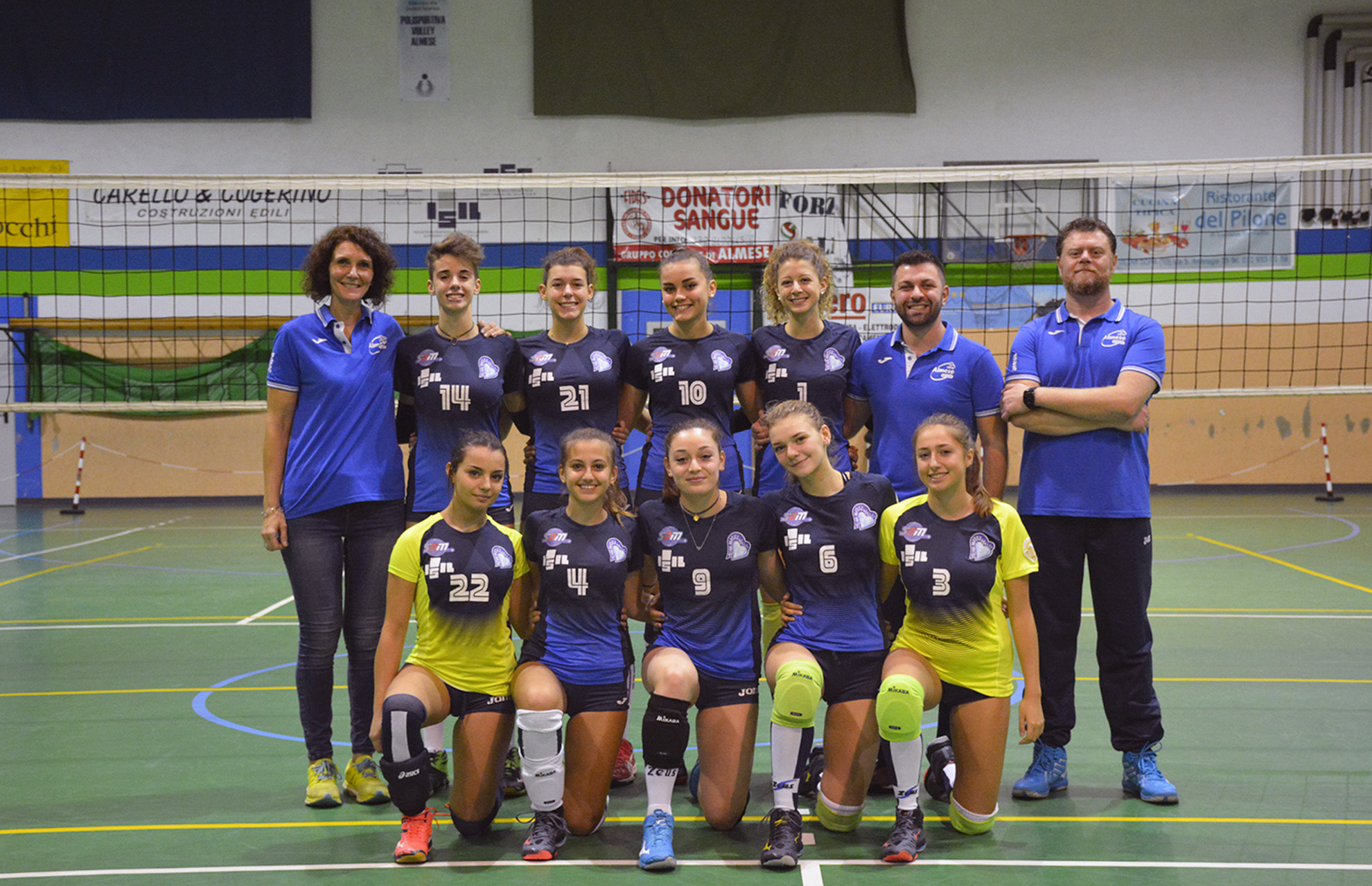 U18 ISIL VOLLEY ALMESE MASSI