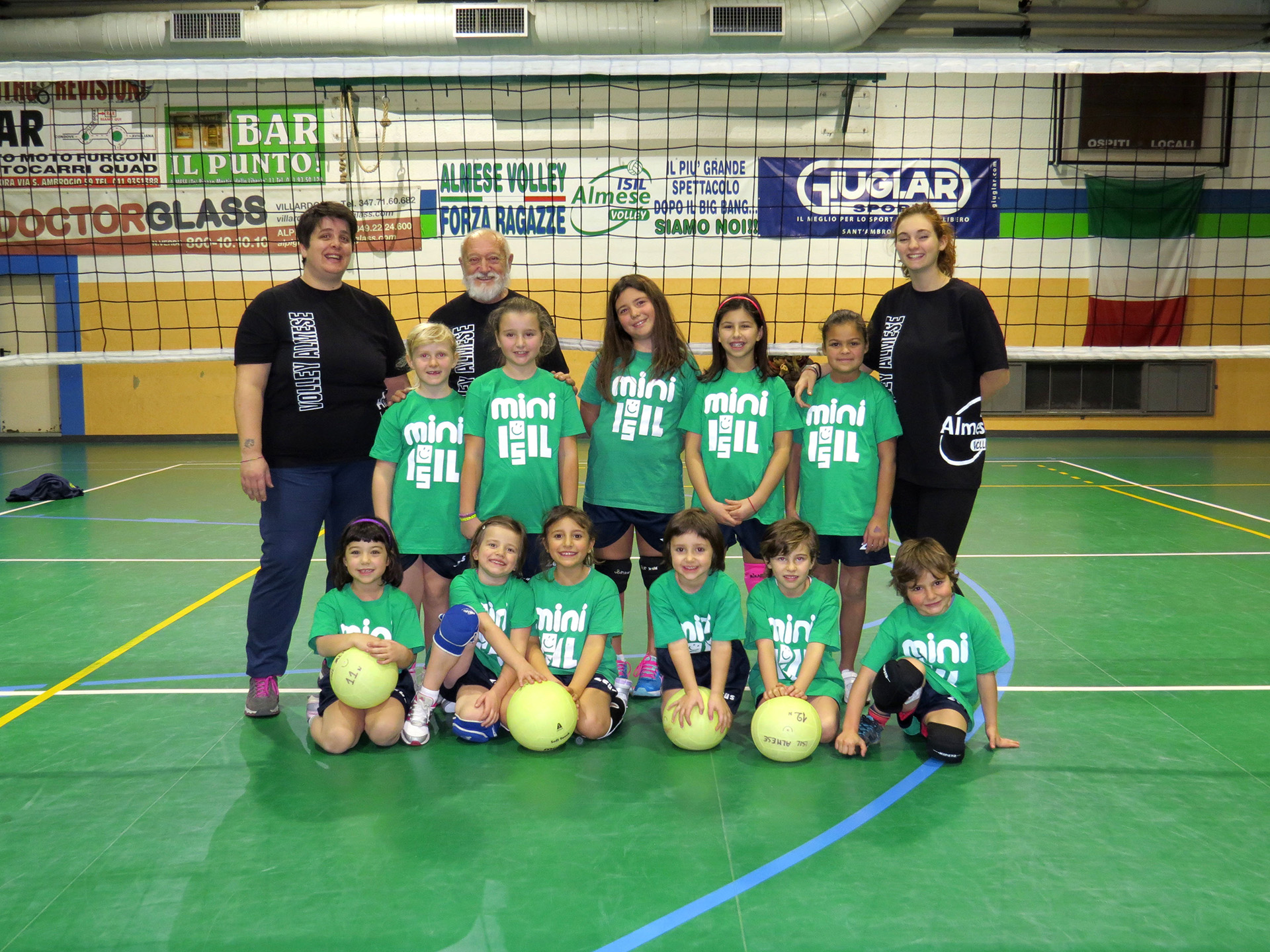 Minivolley Almese