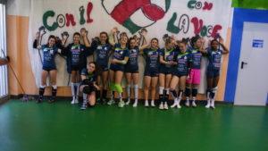 U14 ultima partita dei regionali Isil Almese – Novara