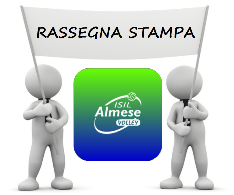 Rassegna Stampa ISIL Volley Almese   Aprile 2019