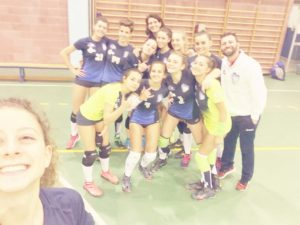 UNDER 18 INTERPROVINCIALE: NOVE SU NOVE!