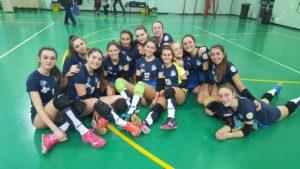 Campionato U16 Almese Verde: seconde ma non basta….
