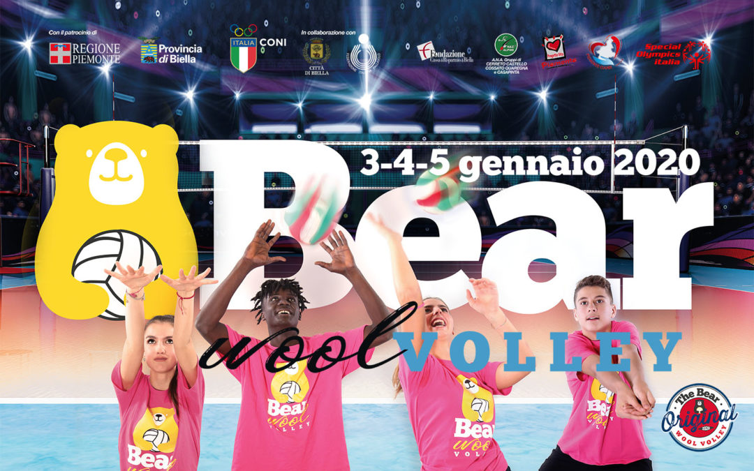 Bear Wool Volley 2020                        NOI CI SIAMO