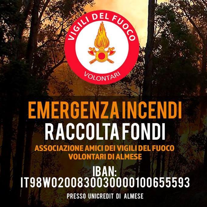 ISIL VOLLEY ALMESE: I VIGILI DEL FUOCO HANNO BISOGNO DI NOI!!