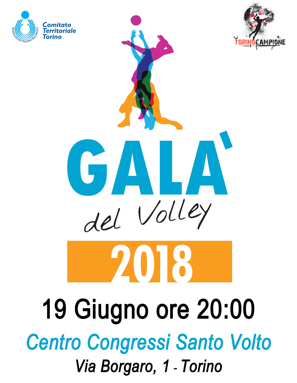 GALA' del VOLLEY 2018 – 2° Edizione. ISIL VOLLEY… risponde: Presente!