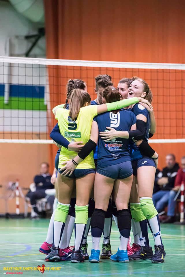 """UNDER 18 Provinciale – Girone """"D"""": Vittoria secca per 3 a 0 nel Derby contro Pallavolo Giaveno Azzurra"""