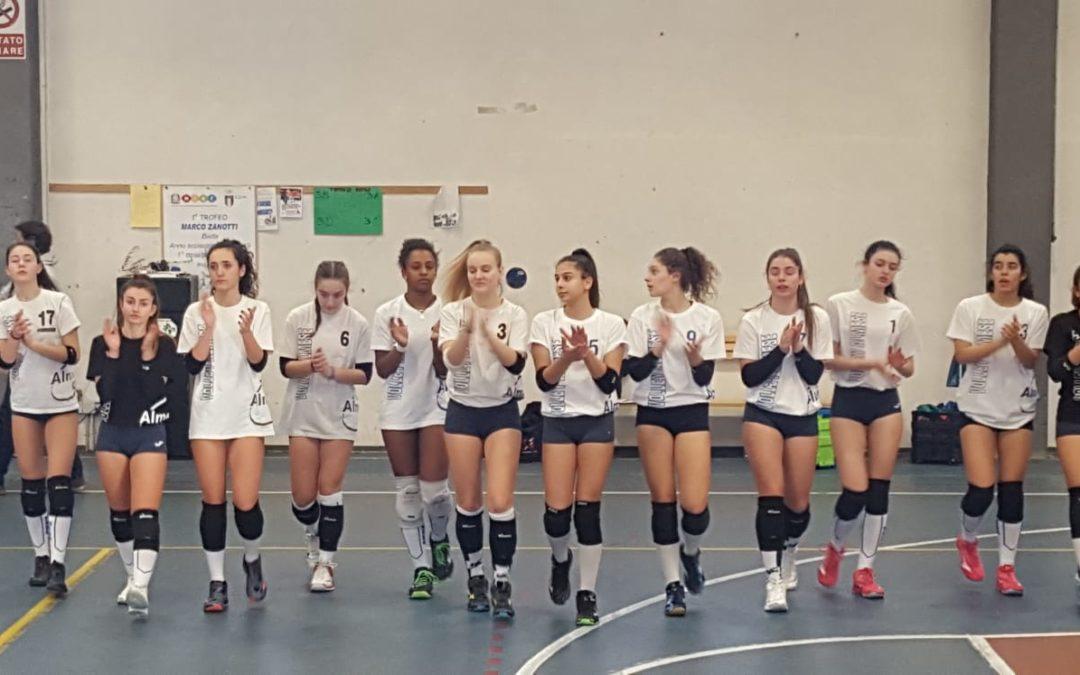 Fine settimana chiaroscuro per le atlete under 16 della Isil Volley Almese. La squadra allenata da Xochitl Valderrama e Lorenzo Francalanza. Una vittoria nel campionato under 16 e una sconfitta in prima divisione.