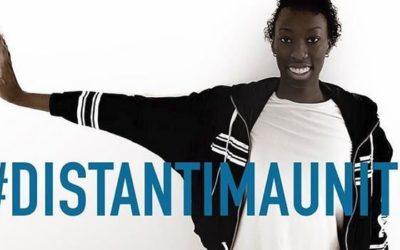 #DistantiMaUniti: la campagna social del Mondo dello Sport.    Anche l'ISIL VOLLEY ALMESE risponde: Presente!